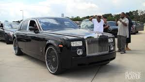 rolls royce sport coupe rolls royce phantom on 26 inch rucci ize detroit youtube