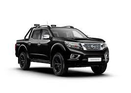 nissan be 1 nissan unveils limited production navara trek 1 in brussels