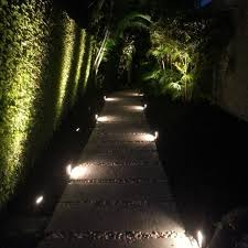 Led Pathway Landscape Lighting Led Modern Low Profile Accent Path Lighting Modern Miami Pathway