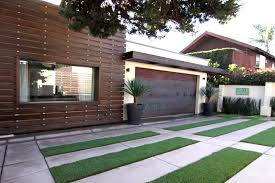 san diego garage finishing ideas contemporary with wood slat fire