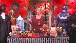 steve harvey halloween costume sandra lee halloween tips youtube