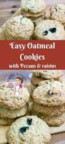 Gingerdoodle by Easy Oatmeal Cookies Recipe With Pecans And Raisins Receita
