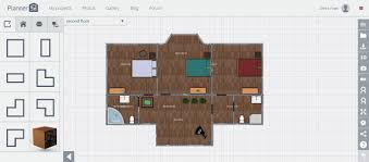Design Floor Plans Software by Free Floor Plan Software Planner 5d Review
