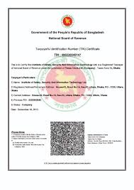 how to get e tin certificate in bangladesh top news recent