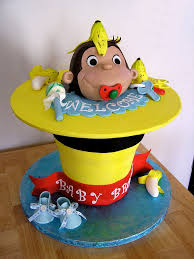 curious george birthday cake curious george birthday cake top ten curious george cake ideas