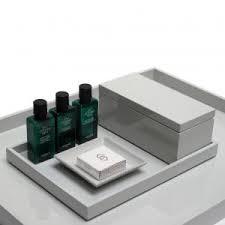 Delightful Vanity Trays For Bathroom Bathroom Accessories Tray Hotel Bath S Hotel Decor Pinterest