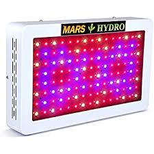 Full Spectrum Led Grow Lights Amazon Com Marshydro Led Grow Light Full Spectrum High