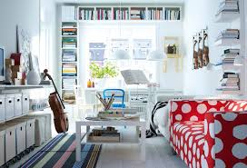 ikea inspiration rooms those shelves that couch and a cello i think awesome for the