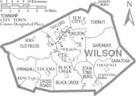 wilson county carolina