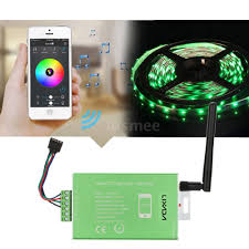mini led light strips mini smart remote app controller for rgb led light strip wireless