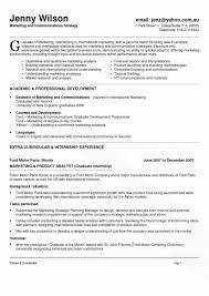 Sample Resume For Marketing Assistant by Marketing Skills For Resume Marketing Resume Sample Resume