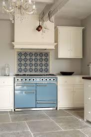 blue falcon oven range tile backsplash updates classic white