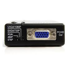 composite u0026 s video to vga converter s video vga converter