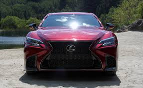 lexus is f sport 2018 2018 lexus ls 500 review autoguide com news