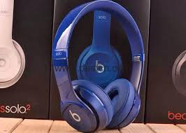 Light Blue Beats New Beats By Dr Dre Solo 2 Headphones With Control And Mic