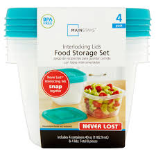 food storage walmart com mainstays never lost 5 cup square food storage container
