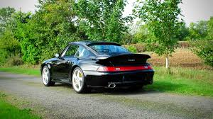 porsche 911 whale tail turbo beautifully restored porsche 993 turbo is a sight to behold