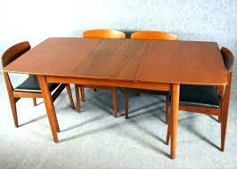 Teak Dining Tables And Chairs Teak Dining Room Tables Image Of Teak Dining Table Set Teak Dining
