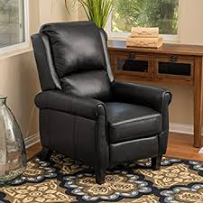 fancy recliner club chair in interior decor home with additional