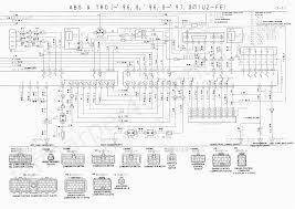 mitsubishi pajero ecu wiring diagram efcaviation com unusual