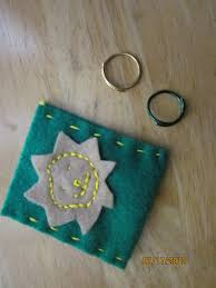 a karabu creation the magician u0027s nephew craft project rings