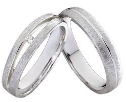 verlobungsringe paar verlobungsringe aus silber 119 costina markenschmuck