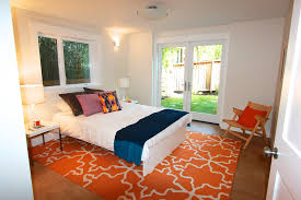 marvelous image of blue and orange bedroom decoration using blue good looking image of blue and orange bedroom decoration using orange patterned bedroom carpet including folding