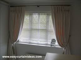 Tie Backs Curtains Stunning Tie Back Curtains And Right Height For My Curtain Tie