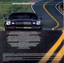 1981 Camaro Interior 1981 Camaro Specs Colors Facts History And Performance