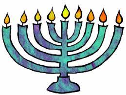 hanukkah menorah free hanukkah clipart animations