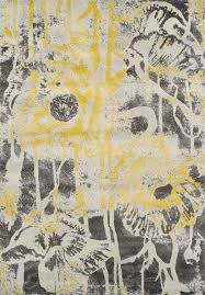 flower area rugs decorating spectrum sm 100 coffee area rug by dalyn rugs for
