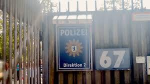 toilettensprüche fremdenfeindliche toilettensprüche in polizeischule ruhleben entdeckt
