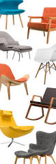 Vintage And Popular Mid Century Furniture 999 Best Mid Century Modern Style Images On Pinterest Midcentury