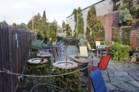 singer hill cafe vertical gardens