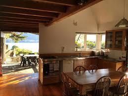 Coastal Cottage Kitchens - akaroa coastal retreat b u0026b and holiday home accommodation