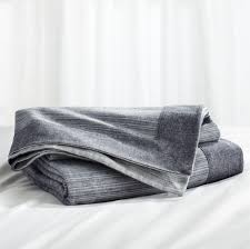 Blue Linen Bedding - bed linens u0026 bedding collections crate and barrel
