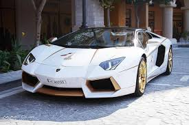 lamborghini aventador gold price aventador gets gold treatment for qatar national day