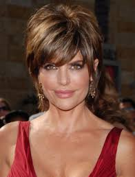 what is the texture of rinnas hair dianna agron hairstyles lisa rinna lisa and short hair