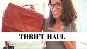Home Decor Thrift Store Huge Thrift Store Haul Fall Home Decor And Clothing Haul Youtube