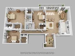Arlington House Floor Plan The Buchanan Arlington Va Apartment Finder