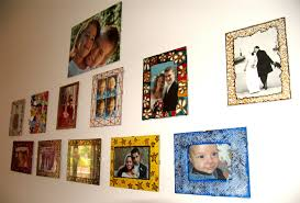 cornici a vista un pieno di impronte cornici a vista decorate parte i