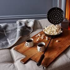 old fashioned popcorn popper on food52