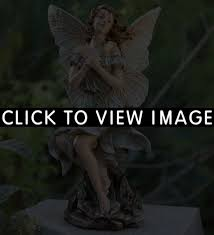 Home Interior Angel Figurines Fairy Garden Statues Adelaide Home Outdoor Decoration
