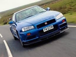 nissan r34 paul walker conoce el top de los mejores 20 autos de rápido y furioso