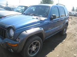 wrecked jeep liberty popow u0026 sons auto wreckers in lacombe ab