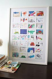 8 best kid u0027s art displayed images on pinterest crafty kids