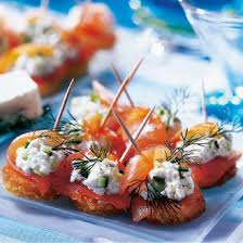 canapé saumon saumon sur canapé magazine avantages