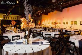 Fall Table Decorations For Wedding Receptions - st louis wedding venue mad art gallery u0026 event space