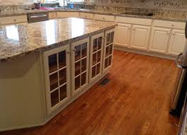 Laminate Flooring With Oak Cabinets Cabinet Color Change N Hance Of South Butler U0026 Clermont County