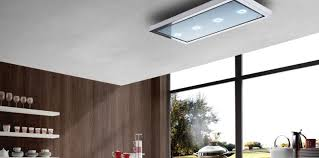 kitchen island extractor hoods cooker hoods from airuno designer cooker hoods
